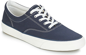 Keds ANCHOR CANVAS women's Shoes (Trainers) in Blue
