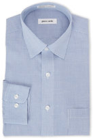 Pierre Cardin Navy Check Dress Shirt