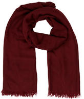 Hermes Cashmere & Wool-Blend Scarf