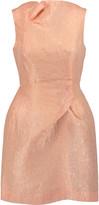 Roland Mouret Zonda layered organza mini dress