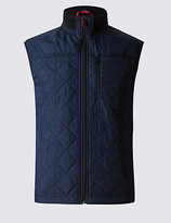Blue Harbour Thinsulatetm Tailored Fit Quilted Gilet With Stormweartm