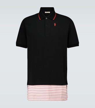 Marni Cotton jersey polo shirt