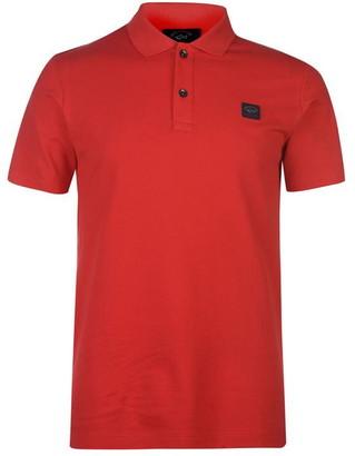 PAUL AND SHARK Short Sleeved Polo Shirt