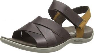 Merrell Women's District Maya Backstrap Sling Back Sandals Black (Falcon) 3 UK (36 EU)