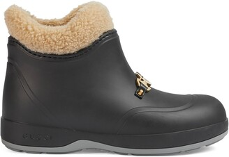 Gucci Women's ankle boot with Horsebit