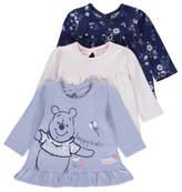 Disney George Winnie the Pooh 3 Pack Tops