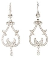 Penny Preville Diamond Chandelier Earrings
