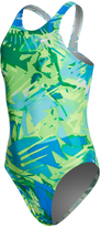 Nike Youth Tropic Fastback Tank One Piece Swimsuit 8150549