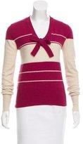Sonia Rykiel Striped Wool Sweater