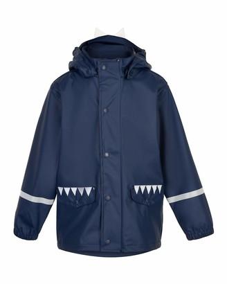 Color Kids Boys' Jacket Recycled PU Rain