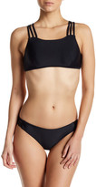RVCA Smoke Show Minimal Coverage Bikini Bottom