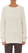 A.L.C. Women's Markell Wool-Cashmere Sweater-WHITE