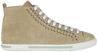 Prada H259 High-top Sneakers