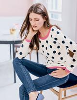 Boden Priscilla Printed Sweater