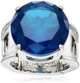 T Tahari Round Mint Ring, Size 7-9