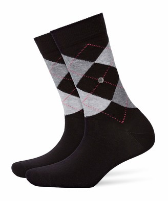 Burlington Women Queen socks 1 pair UK size 3.5-7 (EU 36-41)