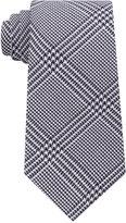 Sean John Men's Houndstooth Glen Plaid Tie