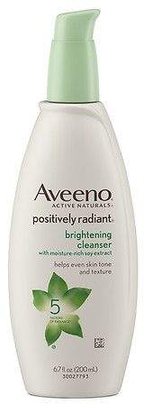 Aveeno Active Naturals Positively Radiant Skin Cleanser