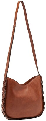 Oxford Orlena Leather Hobo Bag