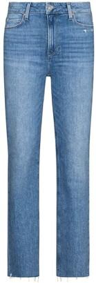 Paige Sarah straight-leg jeans