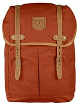 Fjallraven Men's 'No. 21' Rucksack - Orange