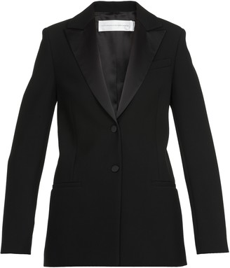 Victoria Victoria Beckham Single-breasted Jacket