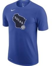 Nike Milwaukee Bucks Men's City Edition Logo T-Shirt