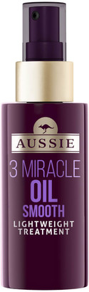 Aussie 3 Miracle Hair Oil Smooth Lightweight Treatment 100ml
