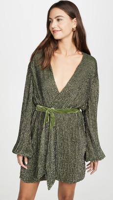 retrofete Gabrielle Sequin Dress