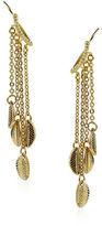Danielle Nicole Palisades Goldtone Drop Earrings