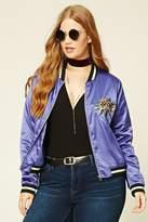 Forever 21 Plus Size NY Souvenir Jacket