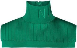 Nina Ricci Turtle Neck Top