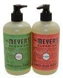 Mrs. Meyer's Mrs. Meyer Liquid Hand Soap Parsley & Rhubarb, 12.5 oz Each