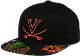 Top of the World Virginia Cavaliers Paradise Snapback Cap