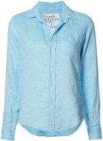 Frank And Eileen Barry shirt - women - Linen/Flax - XS