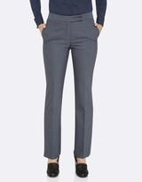 Oxford Danica Stretch Wool Suit Trousers