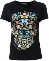 Alexander McQueen 'Obsesson Skull' print T-shirt