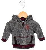 Little Marc Jacobs Boys' Hooded Zip-Up Sweatshirt