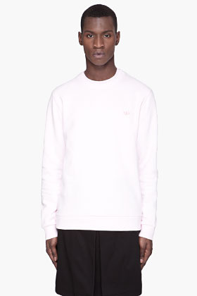 Givenchy Pink Logo-embroidered Sweatshirt