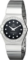 Omega Women's 123.15.27.60.51.001 Constellation Guilloche Dial Watch