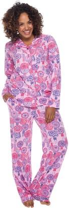 Munki Munki Cochella Umbrella Classic PajamaSet
