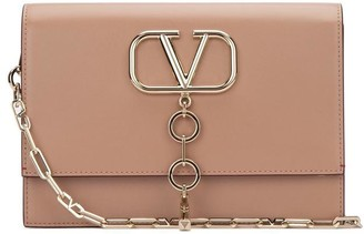 Valentino Go Logo Crossbody Bag
