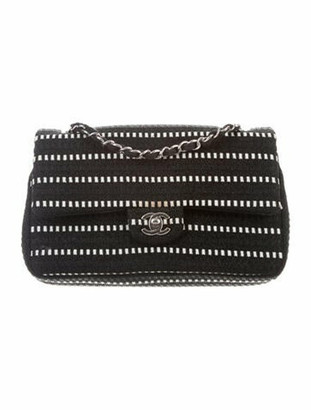 Chanel Coco Sailor Flap Bag Black
