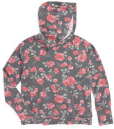 Splendid Floral Print Hoodie (Big Girls)