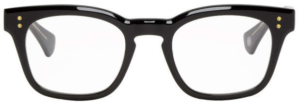 Dita Black Mann Glasses