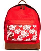 Mi Pac Aloha Print Pocket Backpack