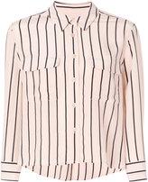 Equipment classic striped shirt