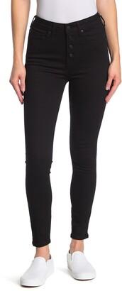 Halle High Rise Skinny Leg Jeans