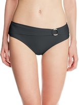 Body Glove Women's Smoothies Contempo High-Waist Bikini Bottom