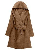 Bestgift womens Wool Outerwear